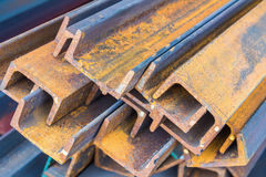 Channel steel Royalty Free Stock Photos