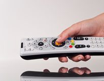 Free Channel Surfing Royalty Free Stock Photos - 14714248