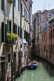 Channel in Venice, Italy Stock Images