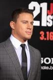 Channing Tatum Stock Image