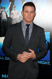 Channing Tatum Immagine Stock