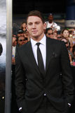 Channing Tatum lizenzfreie stockfotos