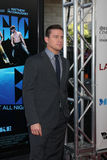Channing Tatum arrives at the  Stock Photography