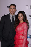 Channing Tatum, Jenna Dewan Royalty Free Stock Photo