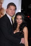 Channing Tatum,Jenna Dewan Stock Photo