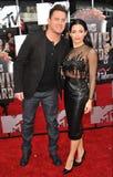 Channing Tatum & Jenna Dewan-Tatum Stock Image