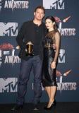 Channing Tatum und Jenna Dewan Stockfoto