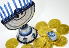Chanoeka Royalty-vrije Stock Afbeeldingen