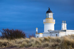 Chanonry Point Lighthouse Stock Photography