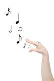 chanson Images libres de droits
