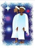 Chansons de Noël illustration libre de droits