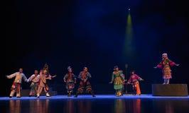 """Chansons du  de teenager†de Pékin Opera""""Yue des prairie-enfants Photographie stock libre de droits"""