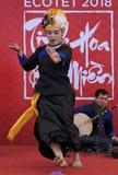 Chant de Chau Van photo stock