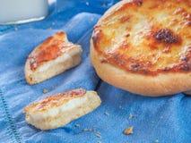 Chante le gâteau au fromage avec le fromage blanc Photo stock