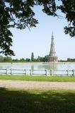 Chanteloup pagoda Zdjęcia Royalty Free
