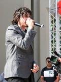 Chanteur Image libre de droits