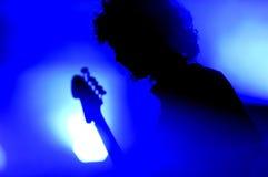 chanteur Photographie stock libre de droits