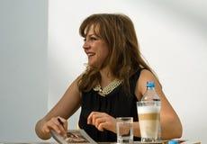 Chanteur Annett Louisan Photographie stock libre de droits