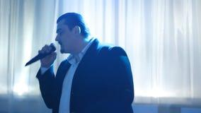 Chanteur au travail clips vidéos