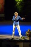 Chanteur bulgare Orlin Goranov Photographie stock libre de droits