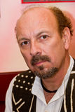 Chanteur espagnol Javier Ruibal Photo libre de droits