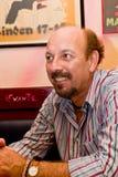 Chanteur espagnol Javier Ruibal Photographie stock libre de droits