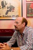 Chanteur espagnol Javier Ruibal Photos libres de droits