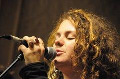 Chanteur Extrodinare Photos stock