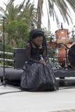 Chanteur Fran?ais-ha?tien Moonlight Benjamin images libres de droits