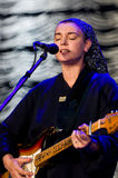 chanteur irlandais de sinead de connor o Photo libre de droits