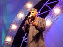 Chanteur islamique de Zain Bhikha Nasheed Photo libre de droits