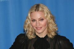 Chanteur Madonna photographie stock libre de droits