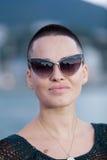 Chanteur principal de groupe Nikita Dasha Astafieva de fille Photographie stock libre de droits