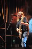 Chanteur Rock espagnol Rosendo Photographie stock libre de droits