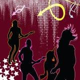 chanteurs Image libre de droits