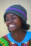 Chanteurs non identifiés de rue des jeunes Photos libres de droits