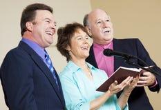 Chanteurs spirituels Photos stock