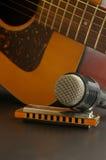 Chantez une chanson Photos libres de droits