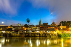 Chanthaburi Old town Stock Photography