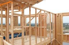 Chantier de construction Photographie stock