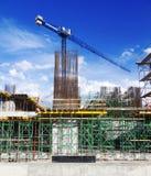 Chantier de construction   Photo libre de droits