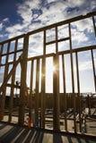 Chantier de construction. Images stock