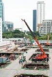 Chantier de construction 1 Images stock