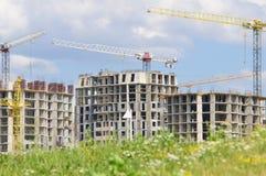 Chantier de construction Images libres de droits