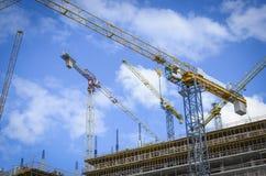 Chantier de construction Images stock