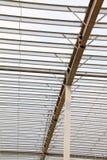 Chantier de construction d'ensemble industriel Photos stock