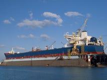 Chantier naval Photographie stock