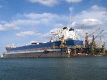 Chantier naval Photo stock