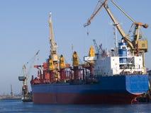 chantier naval Photo libre de droits