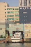 Chantier naval de Blyth dans SHEKOU SHENZHEN Photos libres de droits
